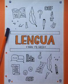 Bullet Journal Notes, Bullet Journal School, Bullet Journal Ideas Pages, Cute Notes, Pretty Notes, Lettering Tutorial, Hand Lettering, School Notebooks, Beautiful Notes