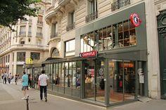 Chipotle Paris - Paris (France) by Meteorry, via Flickr