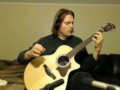 Acoustic Guitar: Ewan Dobson   http://abstractguitar.com/