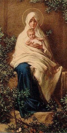 https://flic.kr/p/aq2cNc | Blessed Mother and Infant Jesus