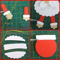fun-ideas handmade: Christmas card