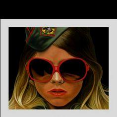 Art from gossip girl I waaant