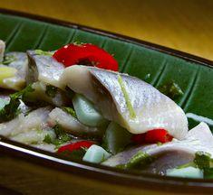 Thailändsk sill | Sill med smak av Asien. Kryddigt!