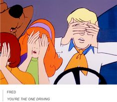 See more 'Scooby-Doo' images on Know Your Meme! Really Funny Memes, Stupid Funny Memes, Hilarious, Funny Stuff, Funny Troll, Random Stuff, Cartoon Memes, Cartoons, Scooby Doo Memes