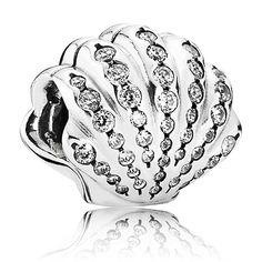 137 best accessories images in 2019 alpha kappa alpha sorority  pandora disney ariel s shell charm
