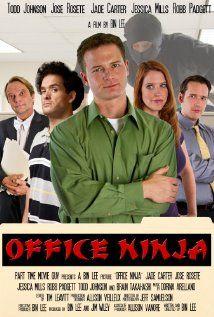 Office Ninja: an indie film made with love by geeks, for geeks - now out on the ITunes store! Internet Movies, Top Movies, Geek Girls, Ninja, Writer, Geek Stuff, Love, Guys, Film