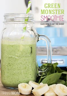 This smoothie is the perfect way to start your day!