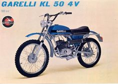 garelli 50 kl 4v depliant Mv Agusta, Vintage Bikes, Back In The Day, Motorbikes, Retro, Vehicles, Motorcycles, Autos, Memories