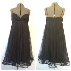 Betsey Johnson Evening Dress This is a gorgeous dress that will make you feel like a classic Hollywood starlet. Adjustable straps and I would say it fits true to size. Excellent condition. This is a reposh, I never wore it. Betsey Johnson Dresses