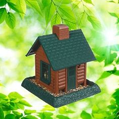 Bird Feeder DVR Night Vision Weather Resistant This innocent bird feeder hides a wide angle lens camera that has a 140 degree field of view. The Micro SD card has a capacity up to
