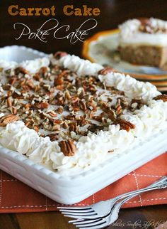 Poke cakes are traditionally made using a boxed cake mix. I most often bake completely from scratch but, I dearly love the idea of poke cakes and love making them, too. They make me feel warm and fuzzy inside. Go figure? Bakers of all skill levels can be successful making this type of cake. I...Read More »
