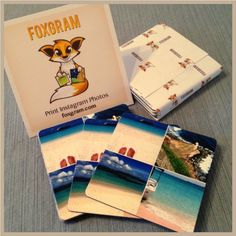 """""""@dmhumc: I wasn't able to find any unique Carribbean souvenirs for my coworkers. """"Made"""" my own magnets--Thx to www.FoxGram.com"""""""