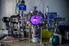 Cold fusion remains elusive—but these scientists may revive the quest — National Geographic Nuclear Technology, Futuristic Technology, Science And Technology, Energy Technology, Cool Diy Projects, Science Projects, Nuclear Reaction, Cold Fusion, Experiment