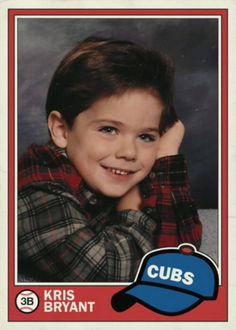 Young Kris Bryant