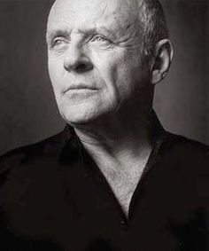 Anthony Hopkins in Talks to Play Alfred Hitchcock - FilmoFilia Hannibal Lecter, Male Actors Under 30, Beautiful Men, Beautiful People, Amazing People, Sir Anthony Hopkins, Culture Pop, People Of Interest, Raining Men