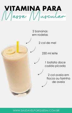 Smoothie Recipes, Diet Recipes, Healthy Recipes, Healthy Drinks, Healthy Eating, Meal Prep For Beginners, Diet And Nutrition, Healthy Lifestyle, Food And Drink