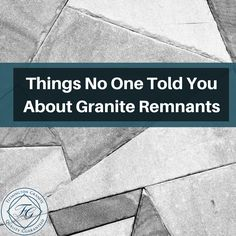 33 Best Granite Remnants images in 2018 | Granite remnants, Granite