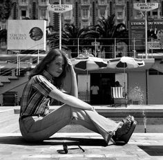 Vintage Cannes: Bardot, Birkin, Bowie, and More -- The Cut
