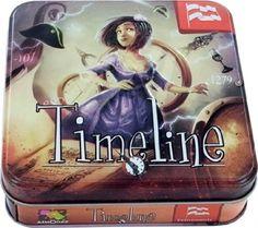 Timeline Historical Events Card Game