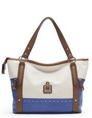 Laura Jones 2 Tone Per Handbags Pinterest Leather Totes Cross Body And Purse