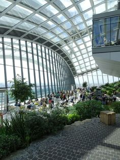 London Travel Tips from a Londoner. This video and article will give you details about visiting the Skygarden in London as well as other activities people living in London enjoy (including what to eat!)