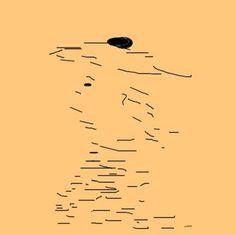 'Dame mit Hut' von Peter Norden bei artflakes.com als Poster oder Kunstdruck $22.87