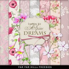Sunday's Guest Freebies ~ Far Far Hill ⊱✿-✿⊰ Join 5,800 others. Follow the Free Digital Scrapbook board for daily freebies. Visit GrannyEnchanted.Com for thousands of digital scrapbook freebies. ⊱✿-✿⊰