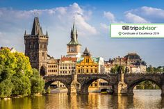 4nt Prague & Berlin Break, Flights & Train Transfer
