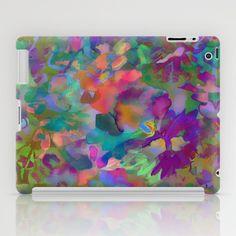 Jungle Floral iPad Case