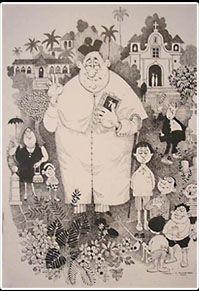 Goa Art Galllery - Mario Miranda