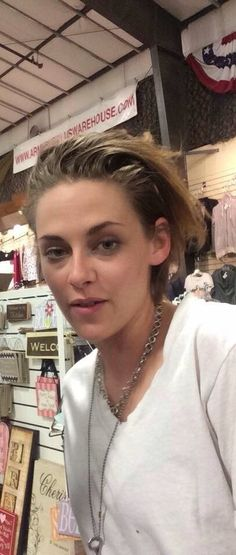 Kristen Stewart in Idaho 3/6/15