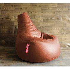 Premium XXL Bean Bag Gamer Chair : TAN