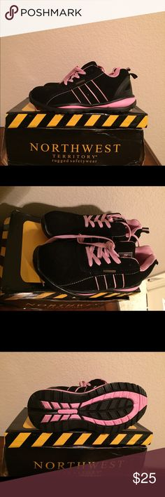 Steel toe shoes Brand new steel toe shoes Shoes Sneakers