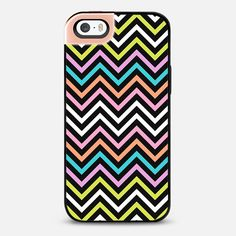 Colorful Modern Chevron iPhone 5S Metaluxe case by Organic Saturation | Casetify Get $10 off using code: 53ZPEA
