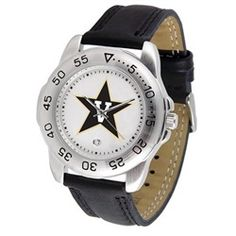 Vanderbilt University Vandy Commodores Men's Workout Sports Watch