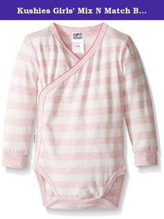 Light Pink Kushies Baby Girls T-Shirt Short Sleeves 18 Months