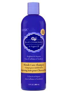 Blue Chamomile Blonde Care Shampoo