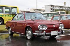 Hino Contessa 1300 coupe, 1965