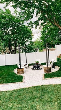 Patio Ideas, Backyard Ideas, Garden Ideas, Modern Backyard, Modern Landscaping, Lawn And Landscape, Landscape Design, Italian Garden, Outdoor Spaces