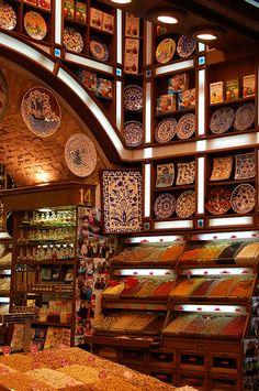 Spice Bazaar, India