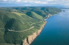 Cape Breton, Nova Scotia, one of my ancesters' homes for many years back as early as 1700's
