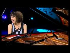 """Canon in D"" (Johann Pachelbel) sounds like this when Hiromi Uehara plays it. Jazz in Marciac 2010"