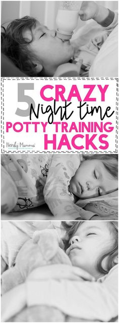 Oh man! This mom totally wins the Ms. Potty Training Mom of the Year Award! Two…