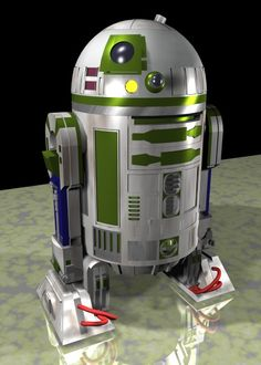 R2-A5 • Fan-arts • Star Wars Universe
