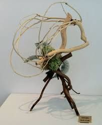 Image result for structures ikebana handmade