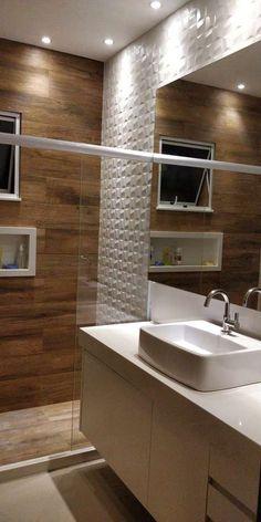 Small Bathroom Plans, Small Bathroom Interior, Very Small Bathroom, Bathroom Design Luxury, Bathroom Design Small, Modern Bathroom, Cabin Bathrooms, Dream Bathrooms, Amazing Bathrooms