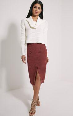 Wrap Skirt | Dresscab