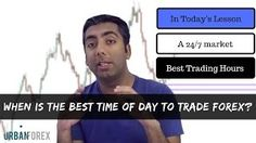 Best Time of Day to Trade Forex [Tags: FOREX TRADING Best Forex Time Trade]