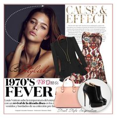 """""""TB Dress #22"""" by alexhosze ❤ liked on Polyvore featuring Envi and tbdress"""