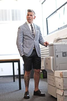 Nick Wooster is the coolest gentleman IN THE WORLD
